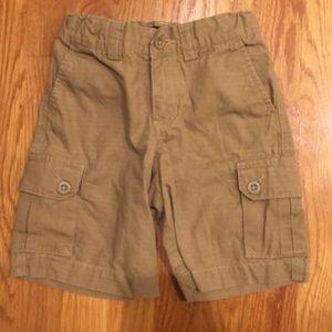 Ralph Lauren Polo Khaki Cargo Shorts 5T